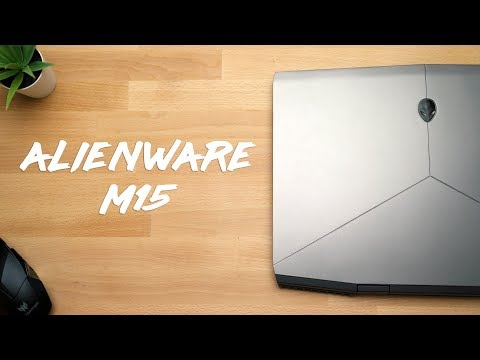 Alienware M15 Review - Beware of the Hot Surface! - UCVlMUh4WsDQvOxCJJXmWwdw