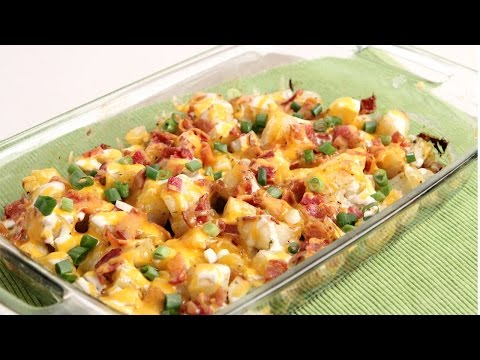 Cheesy Bacon Ranch Potatoes | Episode 1035 - UCNbngWUqL2eqRw12yAwcICg