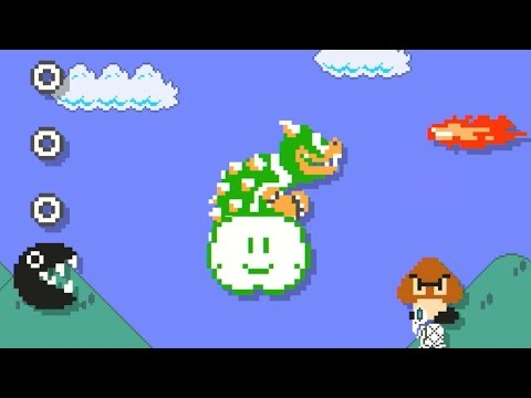 Why Super Mario Maker's Easy Design Tools Will Rock Your World - NVC Podcast - UCKy1dAqELo0zrOtPkf0eTMw