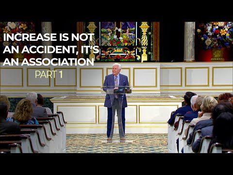 Increase Is Not An Accident, Its An Association  Jesse Duplantis