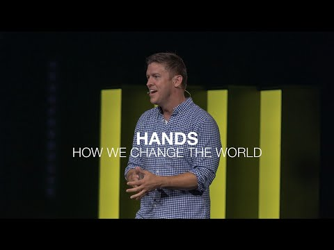 How We Change the World  Hands  Acts 2:46-47