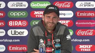 New Zealand captain Kane Williamson PC after losing CWC19 Final | Courtesy of the ICC