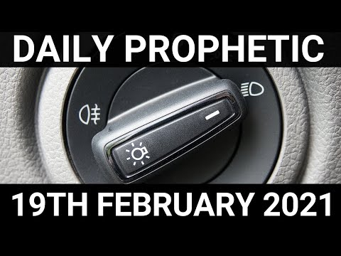 Daily Prophetic 19 February 2021 7 of 7