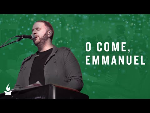 O Come, Emmanuel -- Christmas Prayer Room Highlights