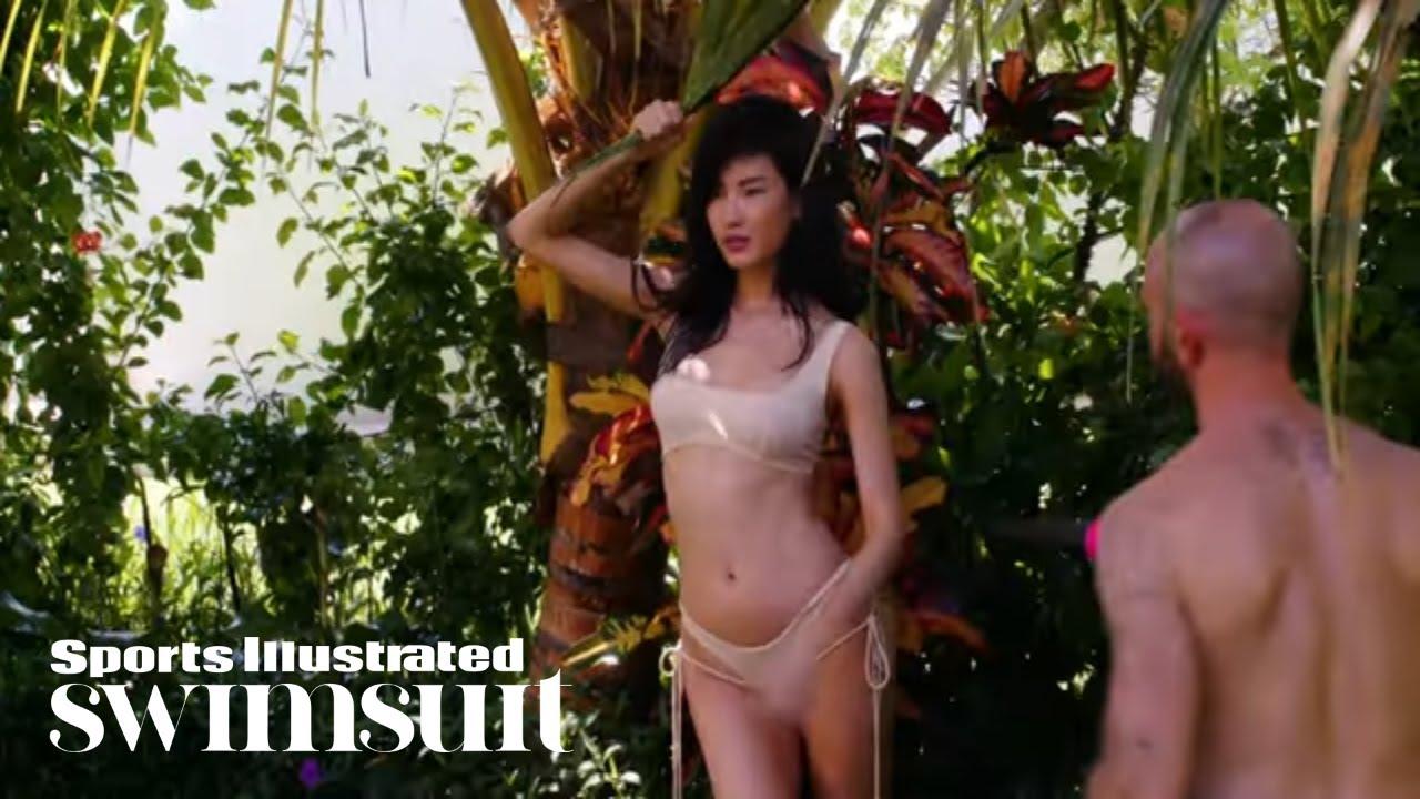 Good Vibes Behind The Scenes In Bali With Hyunjoo Hwang