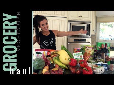 GROCERY HAUL – WHAT I EAT AS A VEGETARIAN BODYBUILDER - UC-07j8SBVA5mHbiNWe2-jcw