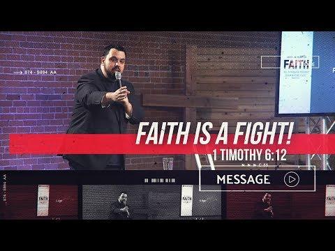 190310 phx srvc faith fight YouTube