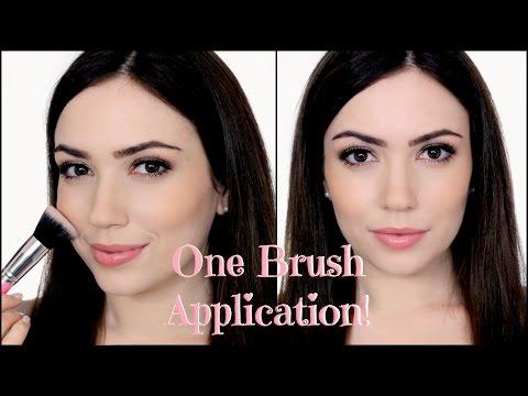 How To Apply...One Brush Application - UC-1-zPmT368J8JRbsK_1keA