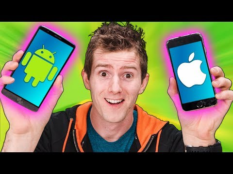 iPhone vs Android – The FIVE Year Test - UCXuqSBlHAE6Xw-yeJA0Tunw