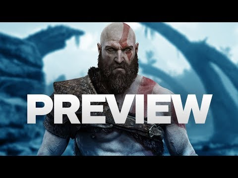 God of War's First 3 Hours Are More Emotional Than We Expected - Hands-on Impressions - UCKy1dAqELo0zrOtPkf0eTMw