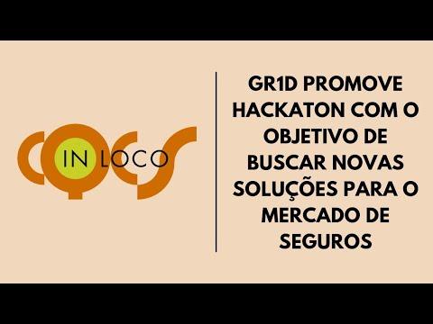 Imagem post: GR1D promove hackaton com o objetivo de buscar novas soluções para o mercado de seguros