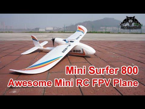 Mini Surfer 800 A Superb EPP RC FPV Glider RC Airplane PNP - UCsFctXdFnbeoKpLefdEloEQ