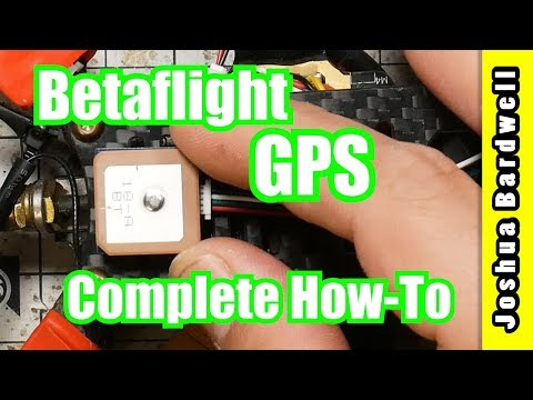 Betaflight GPS Rescue Mode | COMPLETE HOW TO - UCX3eufnI7A2I7IkKHZn8KSQ