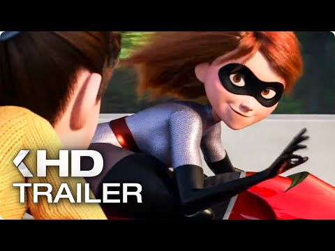 INCREDIBLES 2 Trailer 2 (2018) - UCLRlryMfL8ffxzrtqv0_k_w