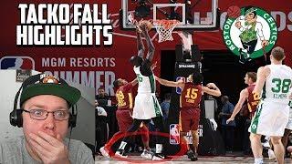 Reacting To Tacko Fall Makes NBA Players Look Like Kids In 2019 NBA Summer League! Celtics vs Cavs