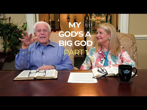 My God's a Big God, Part 1  Jesse & Cathy Duplantis