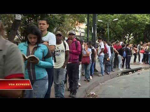 Truyền hình VOA 21/2/19: Giải pháp cho nền kinh tế suy sụp của Venezuela