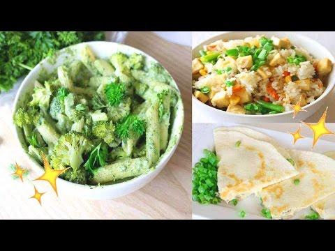 Easy & Healthy Dinner Ideas // Vegan Recipes 🌿 - UCEp9gzQcCAbkDFnJwVB08wg