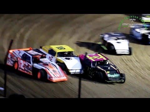 Desert Thunder Raceway IMCA Northern SportMod Main Event 6/25/21 - dirt track racing video image