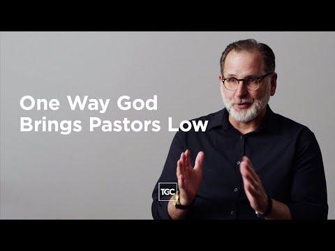 One Way God Brings Pastors Low