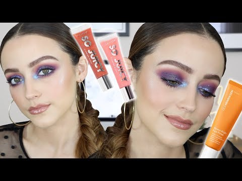 BLURPLE SMOKEY VIBES + New Makeup - UC8v4vz_n2rys6Yxpj8LuOBA