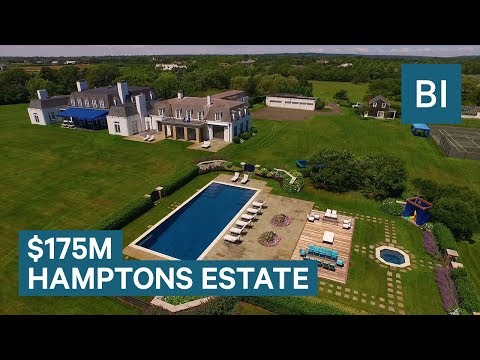 A Massive Hamptons Estate That Once Belonged To The Ford Family Is On The Market For $175 Million - UCcyq283he07B7_KUX07mmtA