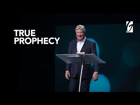 Robert Morris  True Prophecy  Stand Alone