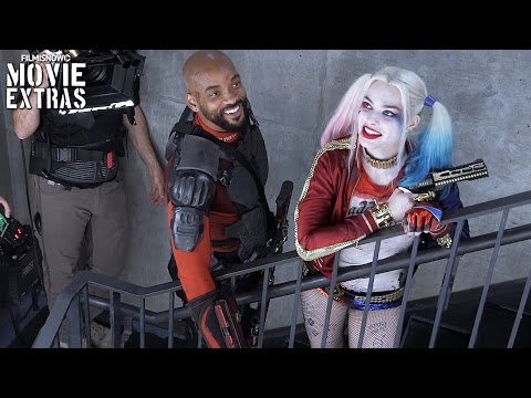 Go Behind the Scenes of Suicide Squad (2016) - UCmQynT5NWU3Vsa9t0OGUhcA