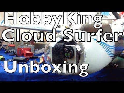 HobbyKing.com Cloud Surfer Unboxing - UCTa02ZJeR5PwNZK5Ls3EQGQ