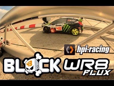 The Ken Block WR8 FLUX in action at HPI Europe! - UCtd5EmX8sfaZAI0nmnDg6GA