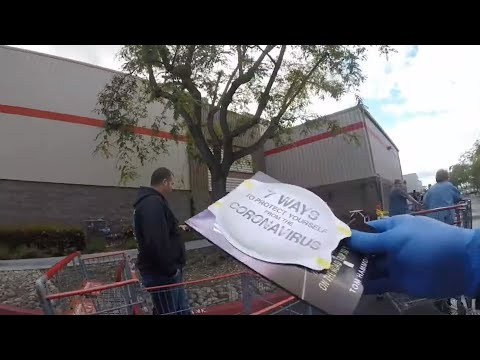 Watch This Christian Evangelize the Costco Line!  Way of the Master: Home Edition, Ep. 2