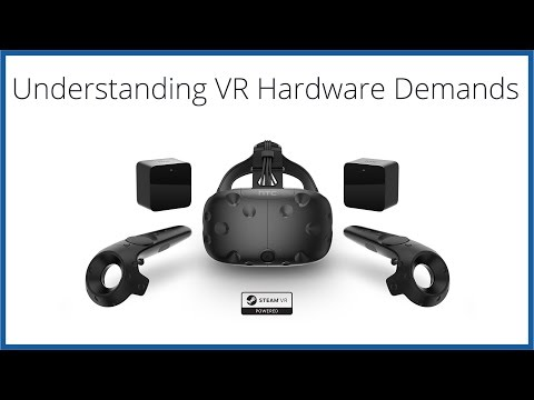 HTC Vive and Oculus Rift Hardware Requirements Explained - UCpGgqgBGTKoR8G8UDfSpEyw