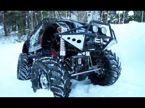 RC ADVENTURES - SCALE TRUCKS - SNOW DAYS - SERIES SNEAK-A-PEEK TRAILER - UCxcjVHL-2o3D6Q9esu05a1Q