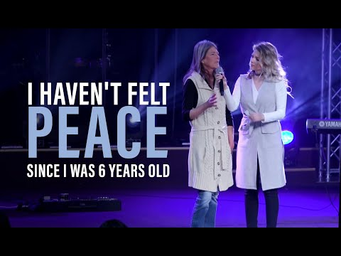 I Haven't Felt Peace Since I was 6 Years Old - Salvation Testimony