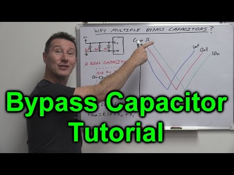 EEVblog #859 - Bypass Capacitor Tutorial - UC2DjFE7Xf11URZqWBigcVOQ