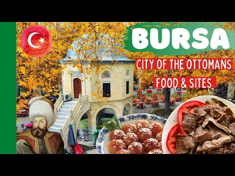 Butter Drenched ISKENDER KEBAB and Ottoman History in Bursa, Turkey