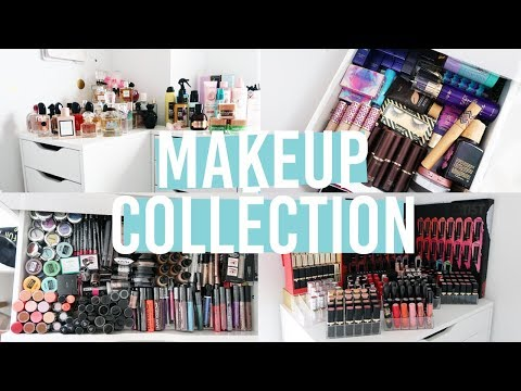 MAKEUP COLLECTION 2018! - UC4BZ3uEbmdP7uhKS2dnZcLQ