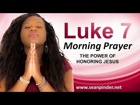 The POWER of HONOR - Morning Prayer