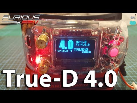 FuriousFPV True-D 4.0 - First Look - UCOs-AacDIQvk6oxTfv2LtGA