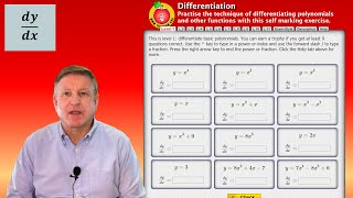Differentiation video