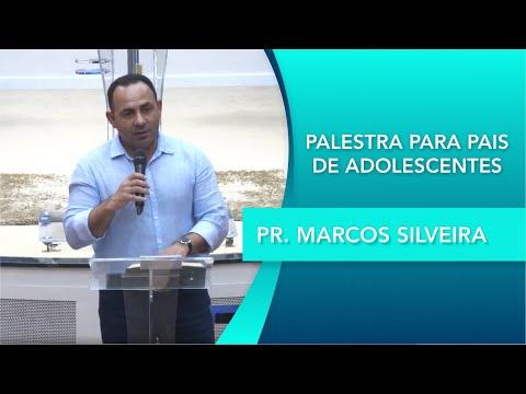 Pr. Marcos Silveira   Como orientar a atual geração de adolescentes   Salmos 127.3   14 03 2020