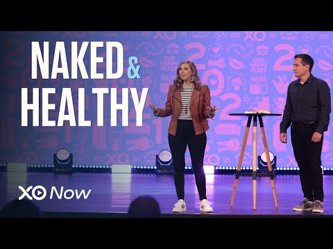 Naked & Healthy  @Dave and Ashley Willis