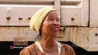 TERNYATA - Catherine Wilson Membantu Mak Marni Mengumpulkan Tumpahan Beras Sisa (30/7/19) Part 2