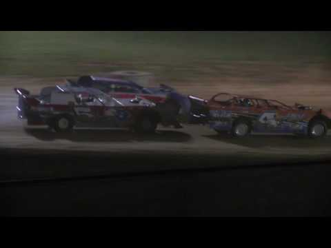 9 17 16 Super Stock Feature Brownstown Speedway - dirt track racing video image