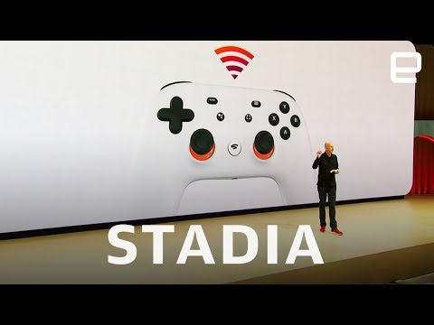 Google's Stadia Announcement at GDC 2019 in Under 14 Minutes - UC-6OW5aJYBFM33zXQlBKPNA
