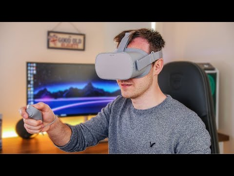 Can the Oculus Quest headset get you to care about VR? (The 3:59, Ep