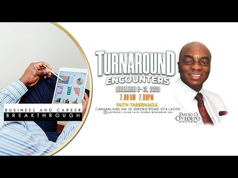 DOMI STREAM: SHILOH 2020  DAY 2  BUSINESS & CAREER BREAKTHROUGH  TURNAROUND ENCOUNTERS