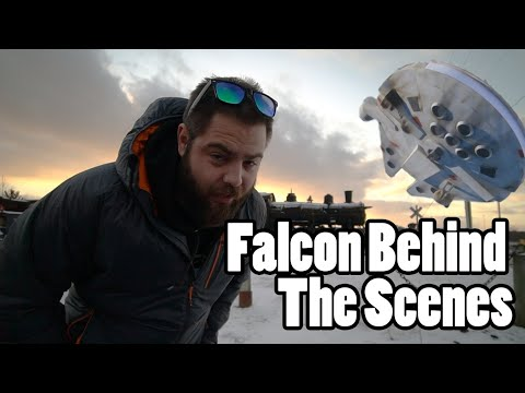 Behind the Scenes filming the Flite Test Millennium Falcon Part 1 - UCPCc4i_lIw-fW9oBXh6yTnw