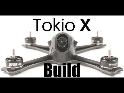 Build Best Race Drone : FlightClub Tokio X - UCoS1VkZ9DKNKiz23vtiUFsg