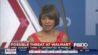 MPD investigating social media threats towards local Walmart stores